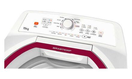 Solução de problemas da lavadora de roupas Brastemp 15Kg – BWS15