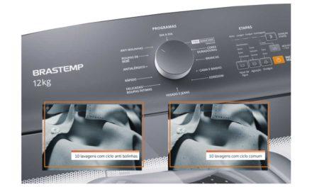Manual da lavadora de roupas Brastemp 12 Kg – BWK12