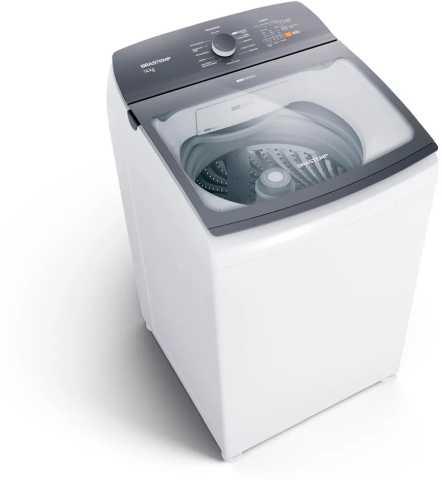 Lavadora de roupas Brastemp 14 kg - BWK14 - solução de problemas