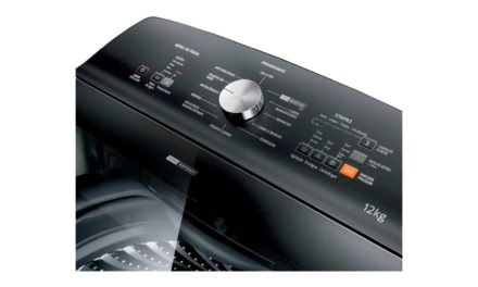 Medidas da lavadora de roupas Brastemp 12Kg – BWR12