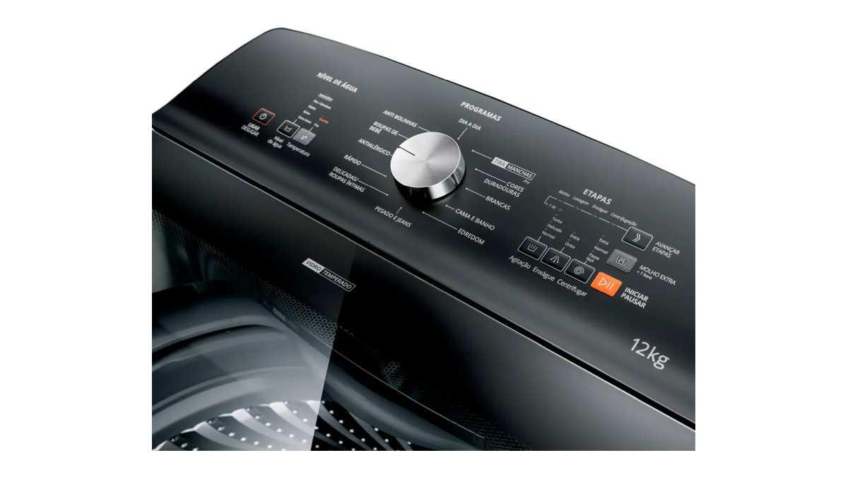 Lavadora de roupas Brastemp BWR12 A9- conhecendo produto
