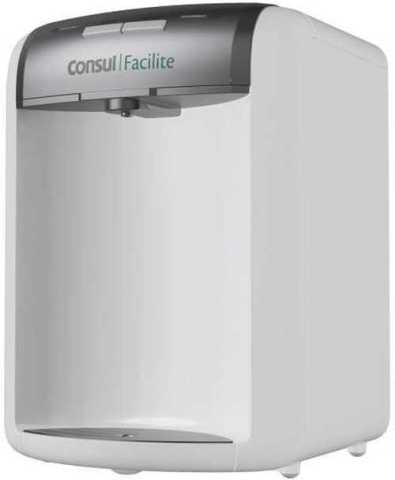 Como limpar o purificador de água Consul CPB35