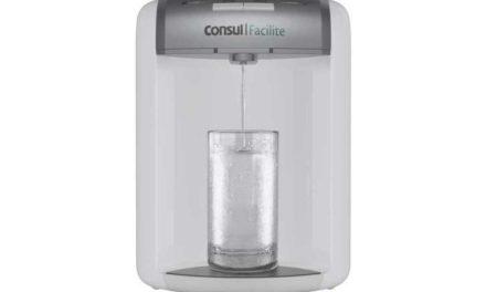 Solução de problemas do purificador de água Consul CPB35AB