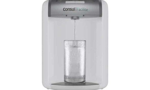 Como trocar o refil Purificador de água Consul Facilite – CPB35AB