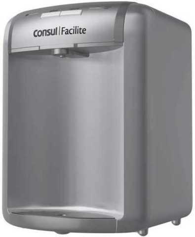 Solução de problemas do purificador de água Consul - CPB35AF