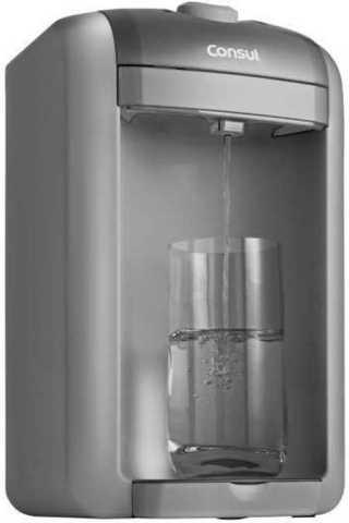 Solução de problemas do purificador de água Consul - CPC30AF