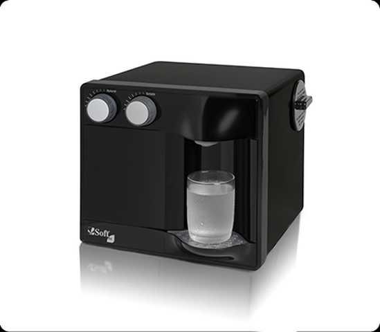 Manual de instruções do purificador de água Soft Fit