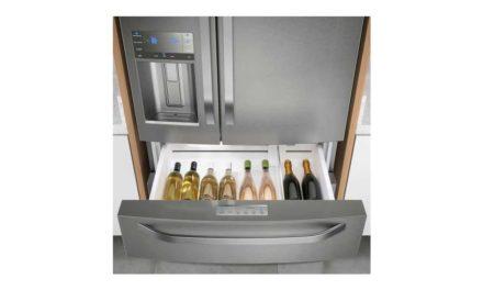 Manual de instruções geladeira Electrolux 540L French Door – DM90X