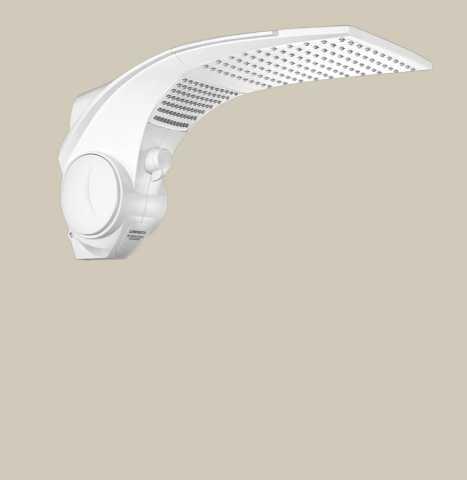 ducha Lorenzetti Duo Shower Quadra Multitemperaturas - limpeza e manutenção