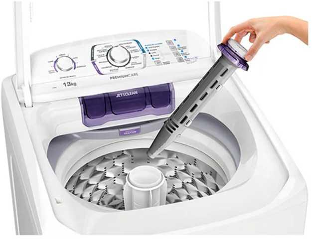 Lavadora de roupas Electrolux LPR13 - resolução de problemas
