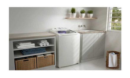 Solução de problemas da lavadora de roupas Electrolux 13Kg – LPR13