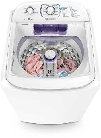 Lavadora de roupas Electrolux LPR16 - conhecendo produto