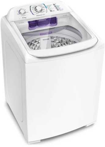 Lavadora de roupas Electrolux LPR17 - limpeza e manutenção