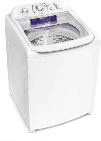 Lavadora de roupas Electrolux LPR14 - conhecendo produto