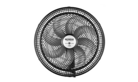 Medidas do Ventilador Mondial 40cm Turbo Force – 8 pás – NVT-40-8P