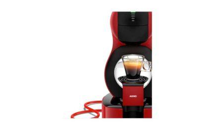 Manual do Arno Nescafé Dolce Gusto Lumio Vermelha – PJ130554