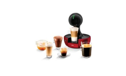 Manual do Arno Nescafé Dolce Gusto Drop PJ350554