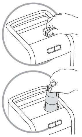 Como trocar o filtro do Purificador de Água Consul