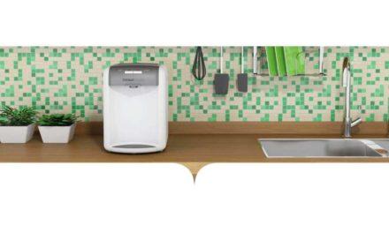 Instruções de segurança do purificador de água Consul