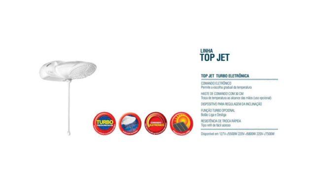 Como Limpar Ducha LorenzettI Top Jet Turbo Eletrônica