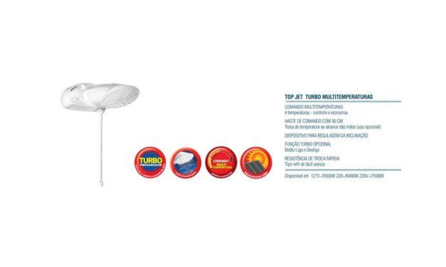 Como Limpar Ducha LorenzettI Top Jet Turbo Multitemperaturas