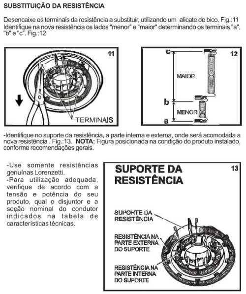 Chuveiro Elétrico Lorenzetti Tradição - troca resistência