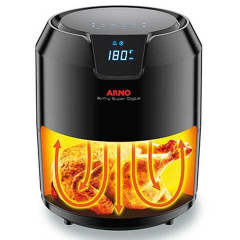 Manual da Fritadeira sem óleo Arno