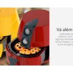 Segurança no uso da fritadeira Cadence
