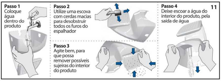 Como limpar ducha lorenzetti Futura Multitemperaturas- passo a passo