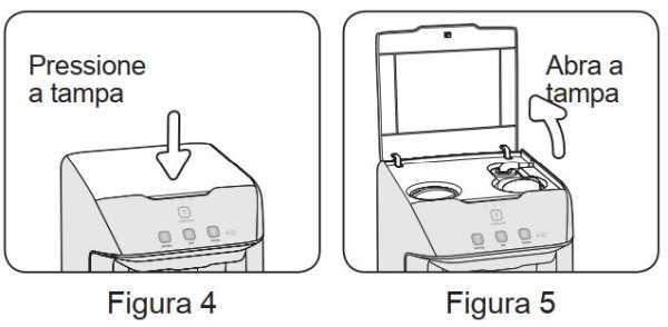 como trocar o filtro do purificador de água electrolux