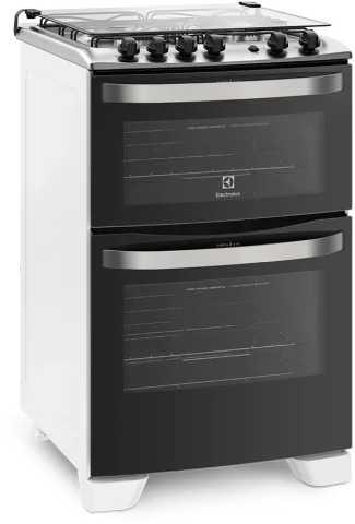 Medidas do fogão a gás Electrolux - 56DBA