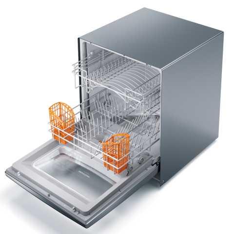 Lava louças Brastemp BLF08 - aberto
