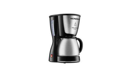 Manual de instruções da cafeteira Mondial Dolce Arome C-37 JI-30X