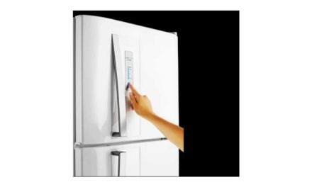 Manual de instruções da geladeira Electrolux 310L Top Freezer DF36