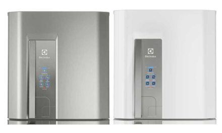 Conhecendo geladeira Electrolux 402L Top Freezer – DF44