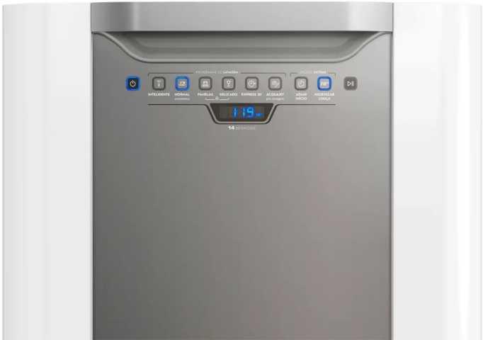 Código de erros da Lava louças Electrolux LV14