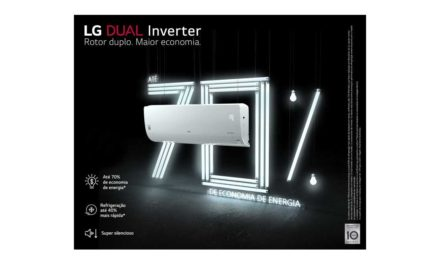 Manual do ar condicionado LG dual inverter split