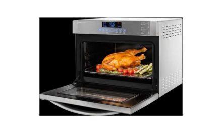 Conhecendo forno elétrico Electrolux de bancada 44L – FX54T