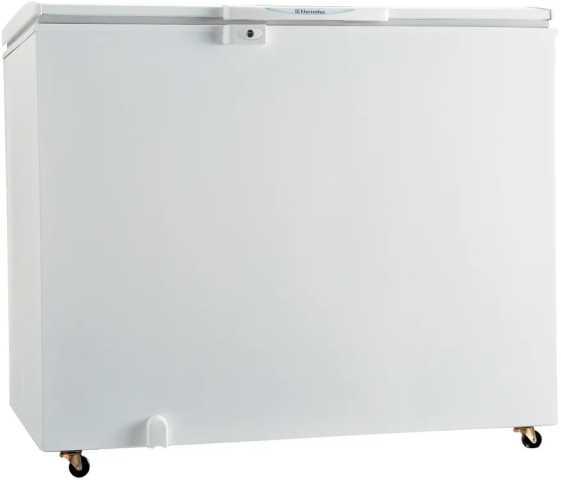 Como ajustar temperatura do freezer Electrolux - H300