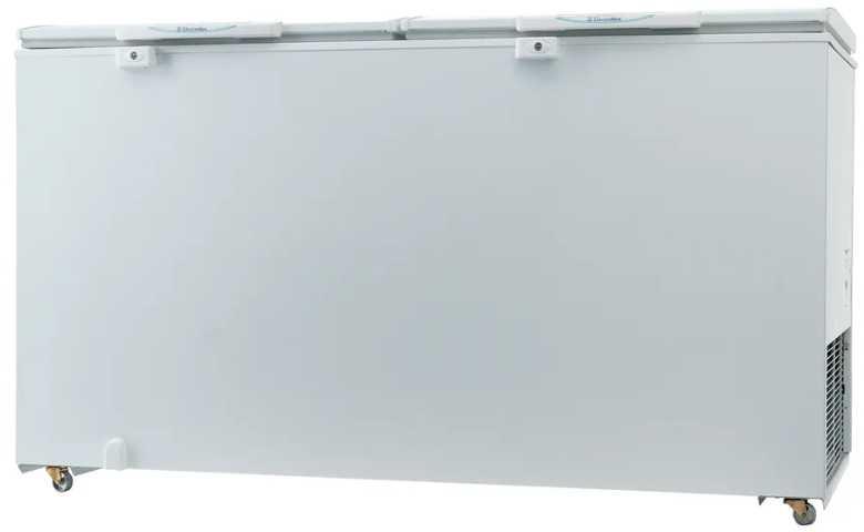 Como ajustar temperatura do freezer Electrolux - H400