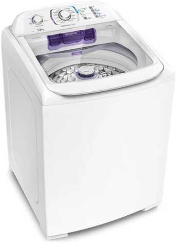 Manual de Instruções da lavadora Electrolux LPR13