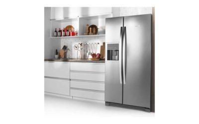 Como instalar geladeira Electrolux – SS72X