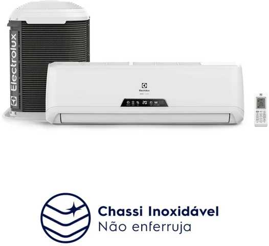 Manual de Instruções do ar condicionado Electrolux 18.000btu - VI/VE18R