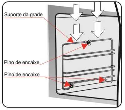 Forno elétrico Fischer 15740-inox - limpeza