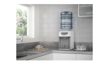 Manual de instruções do bebedouro de água Electrolux BC21B