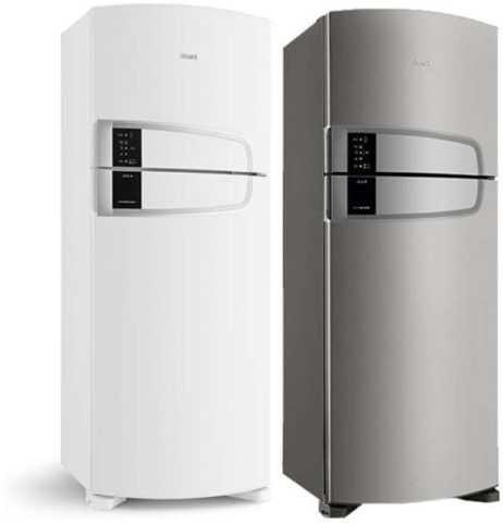 Como ajustar a temperatura da geladeira Consul - CRM51