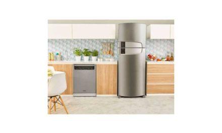 Como instalar geladeira Consul 437 litros duplex – CRM55