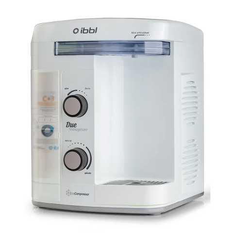 Como limpar o purificador de água IBBL Due Immaginare Branco