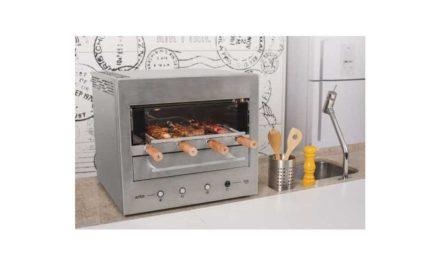 Manual da churrasqueira elétrica horizontal Arke – ABILE SMART-4