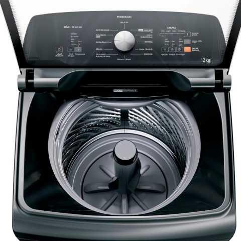 Lavadora de roupas Brastemp BWR12 A9- conhecendo